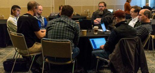 Hyperledger's Hackfest for developers and blockchain technology at UCLA