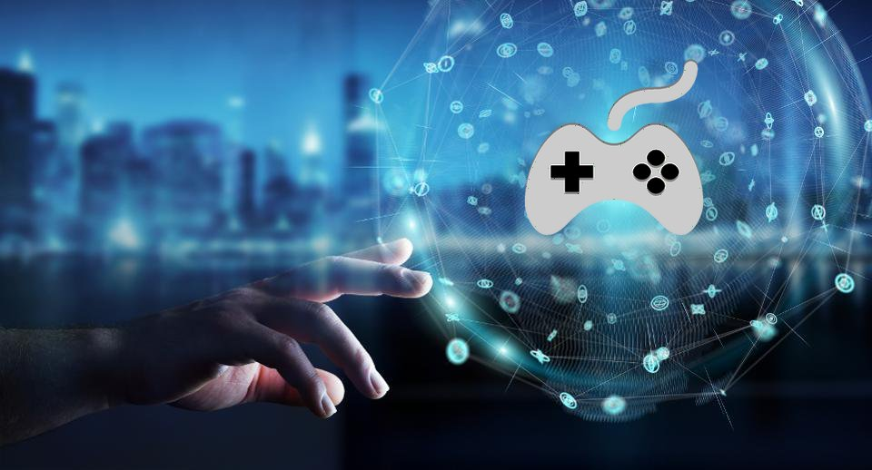 Blockchain and Gaming Joined Together with the Help of Ethereum